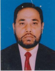অধ্যক্ষ জনাব হেলাল আহম্মেদ খান