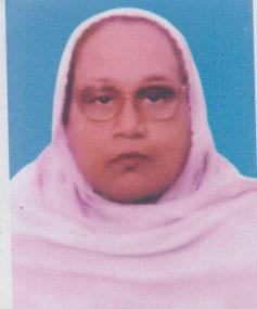 আলেয়া বেগম