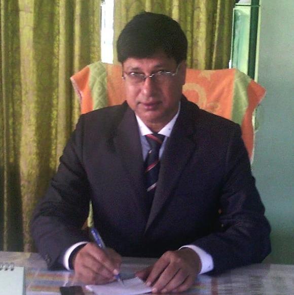 অধ্যক্ষ জনাব সরকার মো: জোবায়েদ আলি